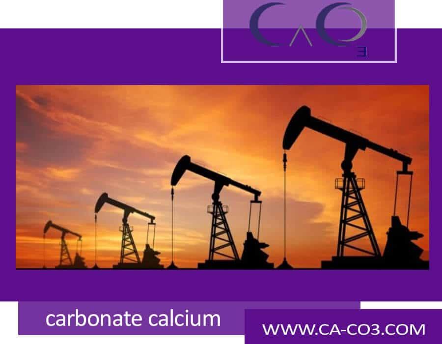 کربنات کلسیم در حفاری نفت