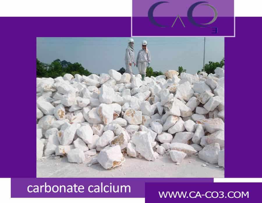 کاربرد کربنات کلسیم در ساخت و ساز
