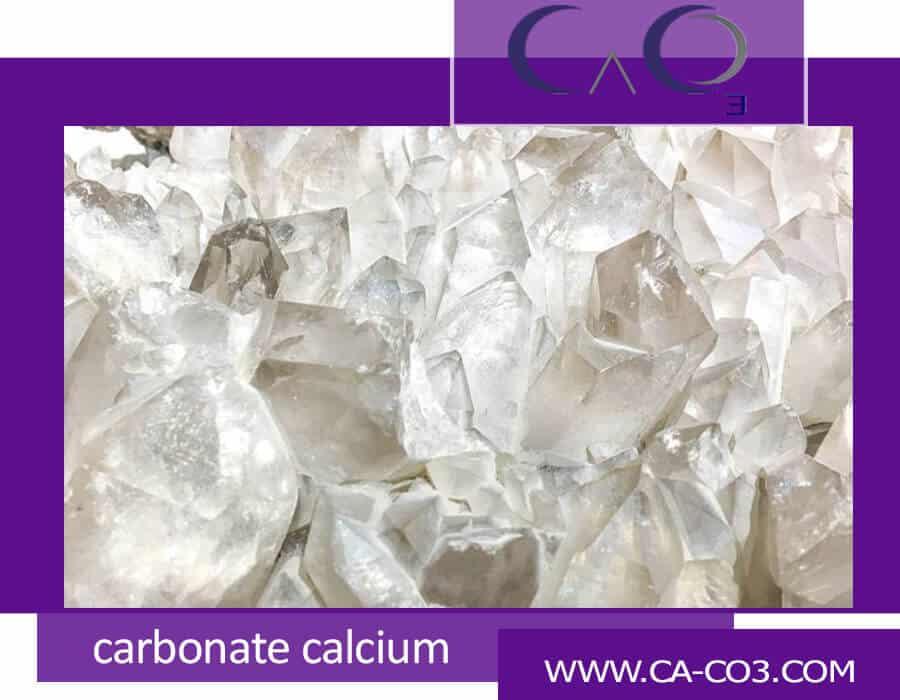 پودر کربنات کلسیم و محصولات به دست آمده از آن
