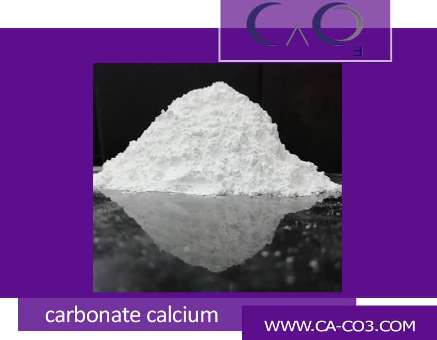 پنج نوع مختلف سنگ کربنات کلسیم