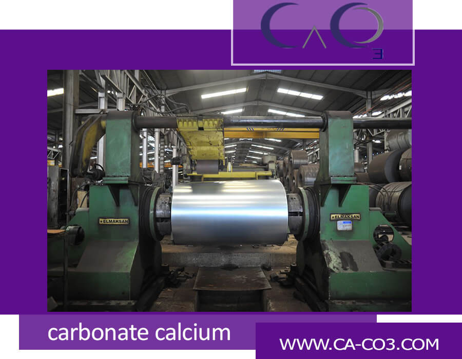 کاربرد و فرآوری  سنگ آهک  در صنعت آهن و فولاد