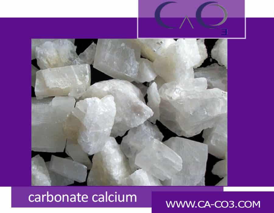 بررسی علمی کربنات کلسیم به عنوان مواد معدنی زیستی و زیست سنجی آن