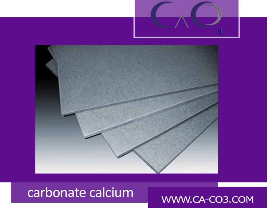 مزایای استفاده از سنگ کربنات کلسیم در پنلهای سقفی