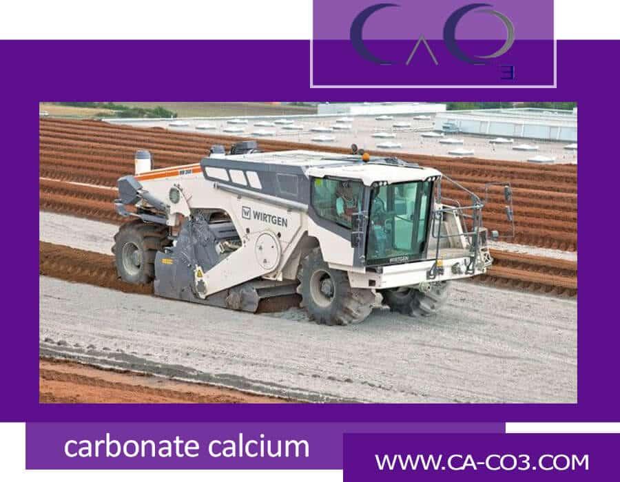 خطرات استفاده از سنگ آهک در تثبیت خاک چیست؟