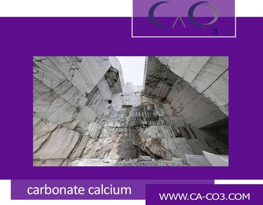 شباهت سنگ آهک و سنگ مرمر از انواع سنگ های کربنات کلسیم دار چیست؟